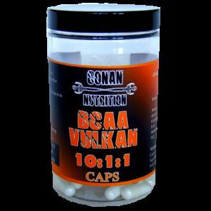 BCAA Vulkan caps