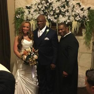Roni Coleman Hochzeit