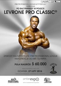 levrone classic 2016