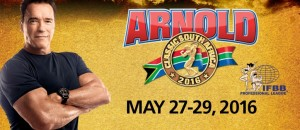 2016 Arnold Classic South Africa