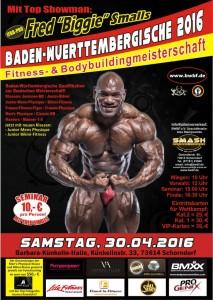 BADEN-WÜRTTEMBERGISCHE Meisterschaft 2016