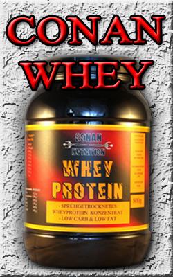 Conan Nutrition Whey Banner Klein