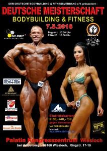 Deutsche Meisterschaft 2016