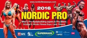 IFBB NORDIC PRO 2016