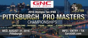 Pittsburgh Pro Masters 2016