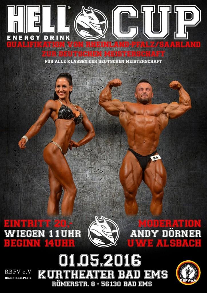 Rheinland-Pfalz Meisterschaft 2016
