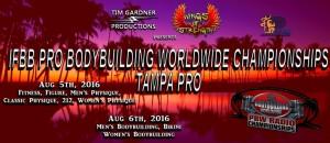 Tampa Pro 2016