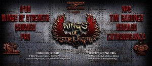 Wings of Strength 2016