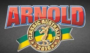 Arnold Classic Australia 2016
