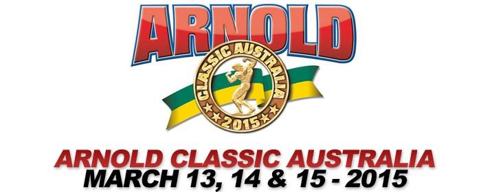 Arnold Classic Australia 2015