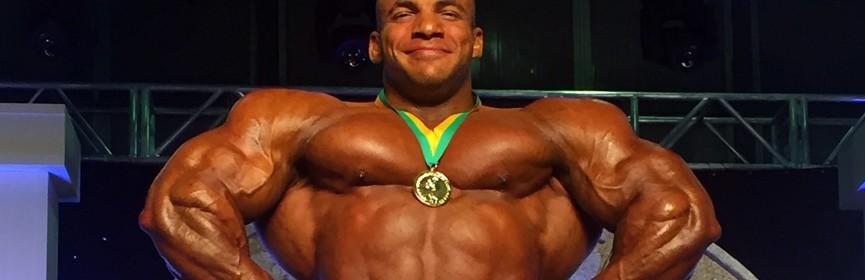 Arnold Classic Brasil 2015