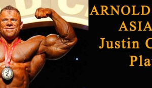 Arnold Classic ASIA 2016 Results