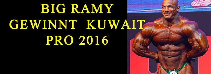 KUWAIT PRO SHOW 2016