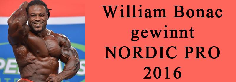 Nordic Pro 2016