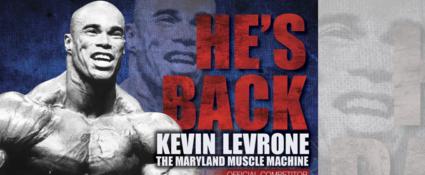 Kevin Levrone Vencover Pro 2017