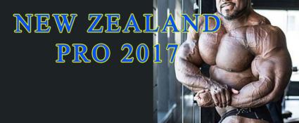 New Zealand Pro 2017