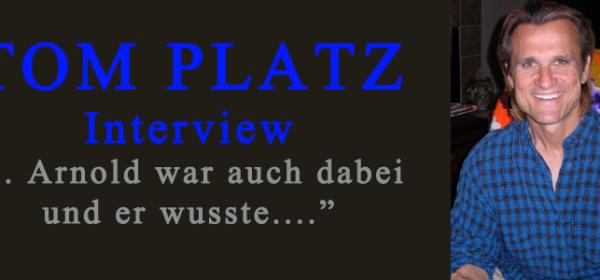 Tom Platz interview