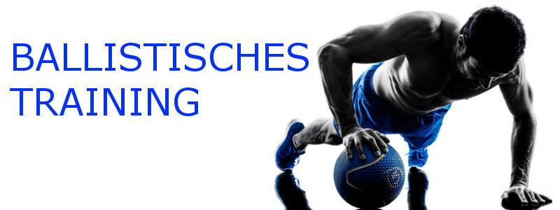 Ballistisches Training banner