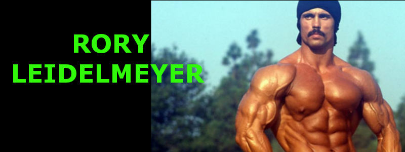 RORY LEIDELMEYER