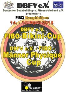 FIBO-Bikini-Cup 2018