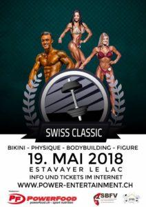 Internationaler Swiss Cup 2018