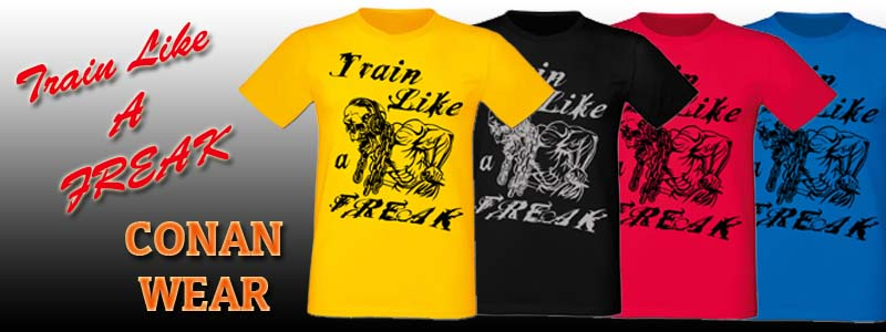 T-Shirt train Like A Freak