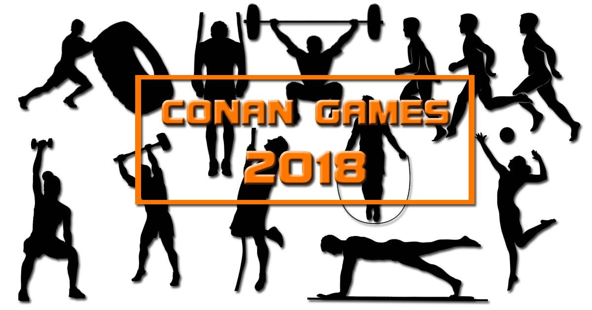 Conan Games 2018 2