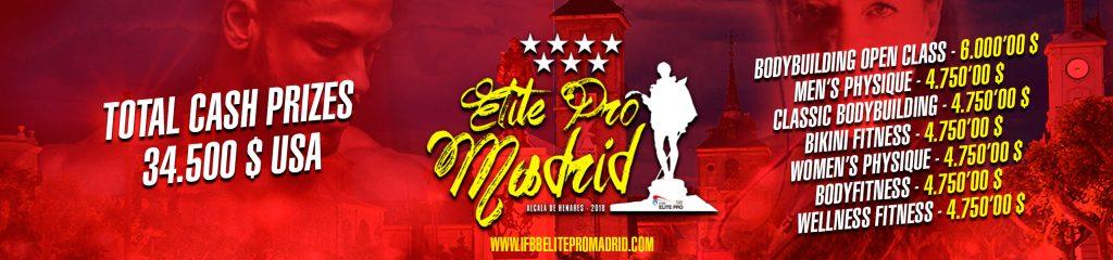 ELITE PRO-MADRID-2018