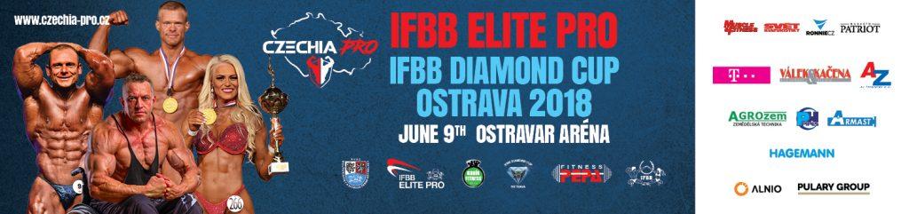 IFBB DIAMOND CUP OSTRAVA 2018
