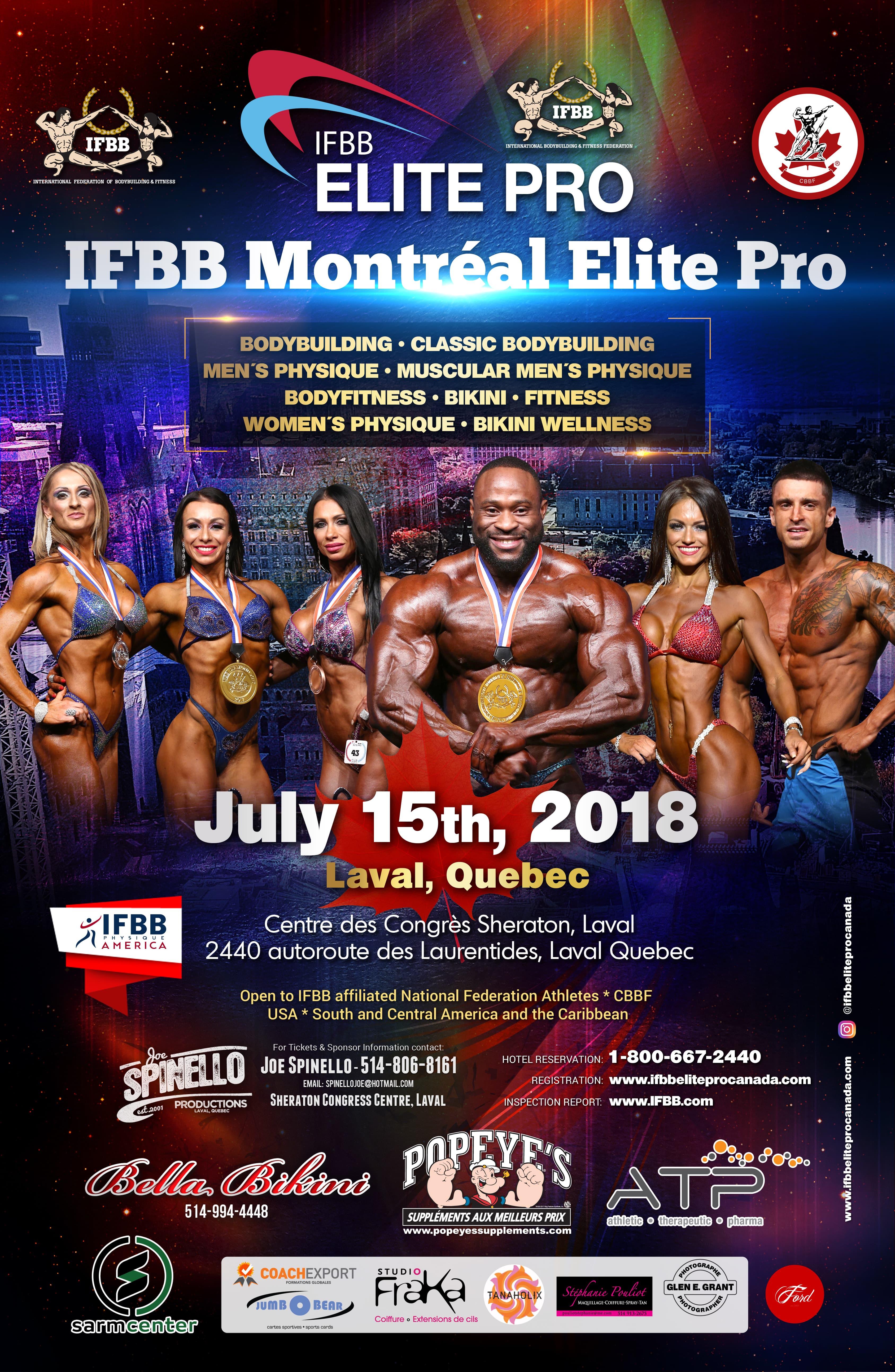 IFBB-Montreal-Elite-Pro-Show 2018