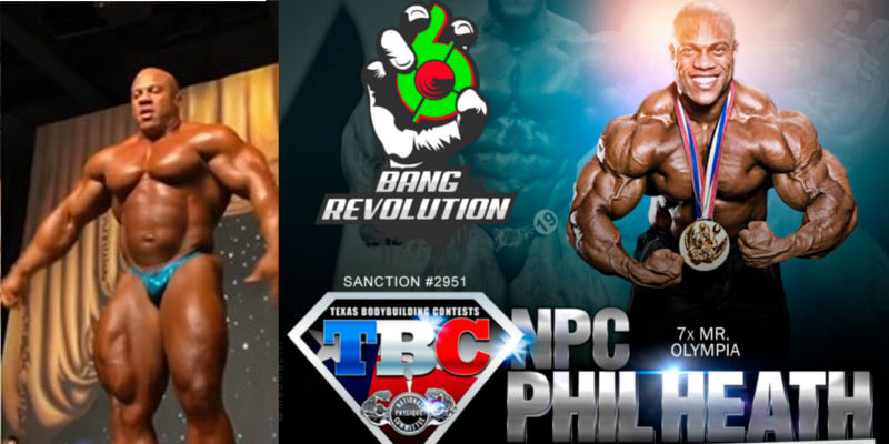 PHIL HEATH CLASSIC 2018