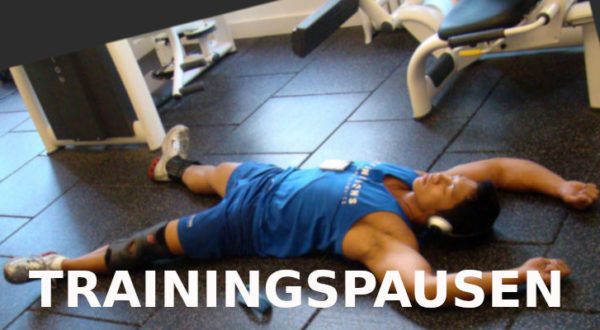 TRAININGSPAUSEN