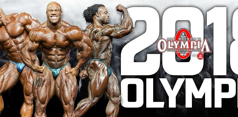 Olympia 2018 banner