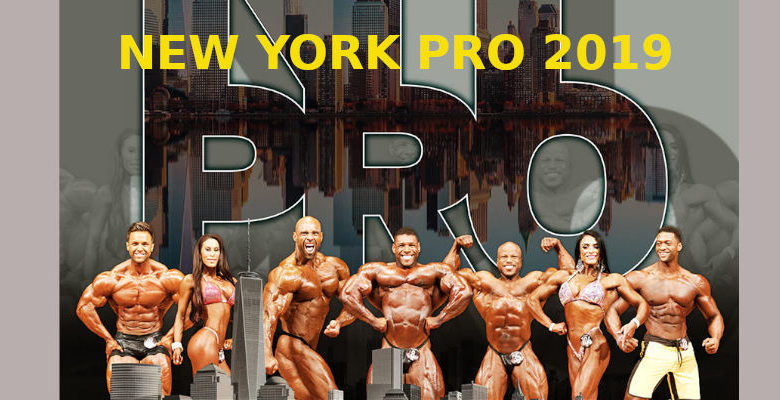 New york pro 2019