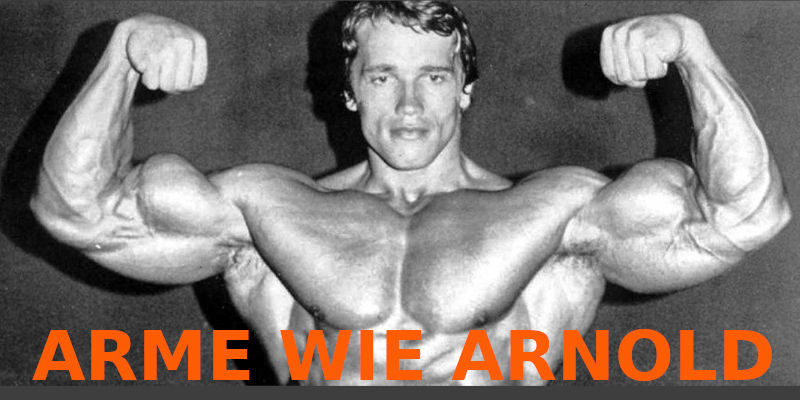 arme wie arnold