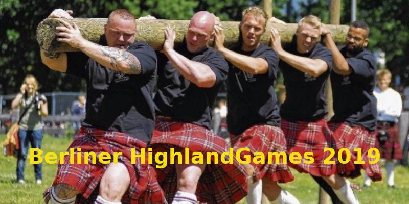 Berliner HighlandGames 2019