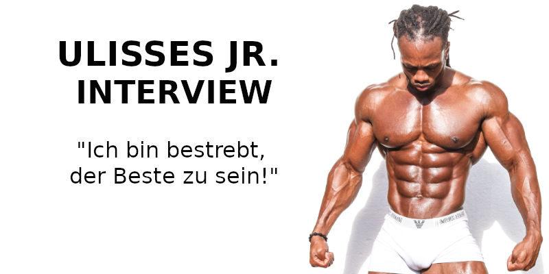 ULISSES JR. INTERVIEW