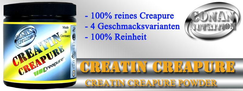 Conan Nutrition CREATIN CREAPURE