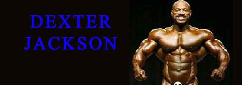 Dexter Jackson profil