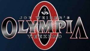 Mr. Olympia Logo