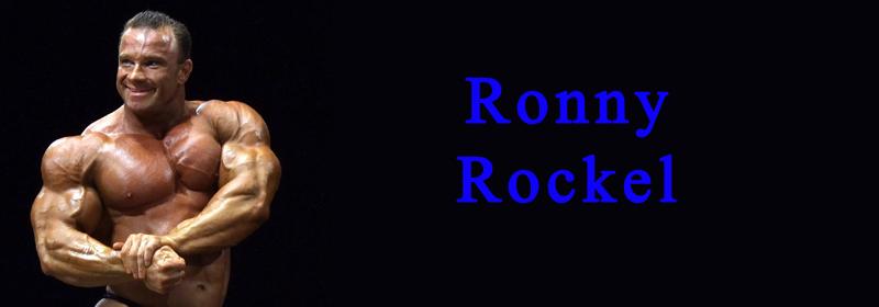Ronny rockel banner