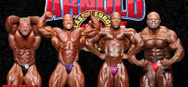 Arnold classic europe 2014
