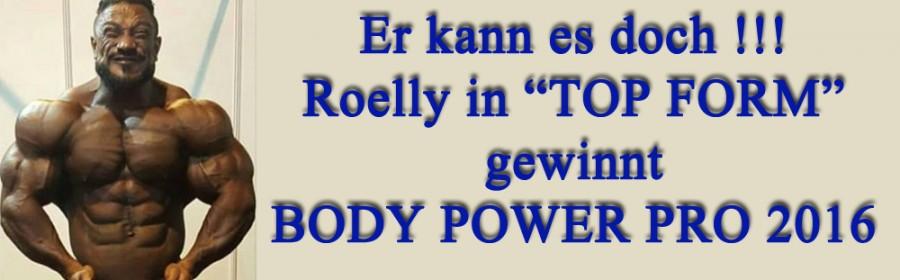 Body Power Pro 2016