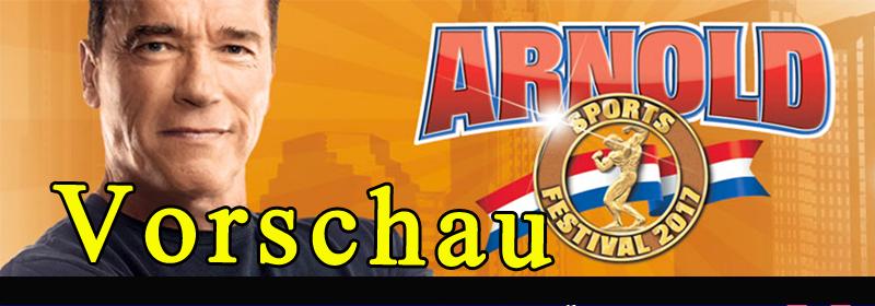 Arnold Classic 2017 Vorschau