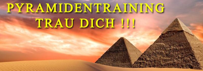 Pyramidentraining