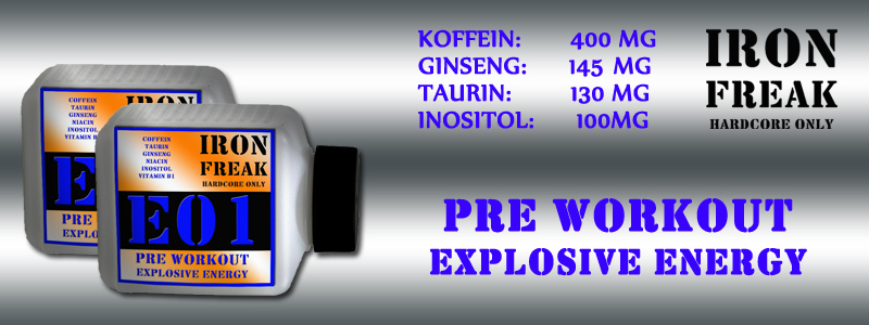 IRON FREAK E01