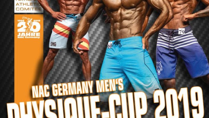 FIBO Men`s Physique Cup 2019