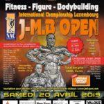 J-M.B Open 2019