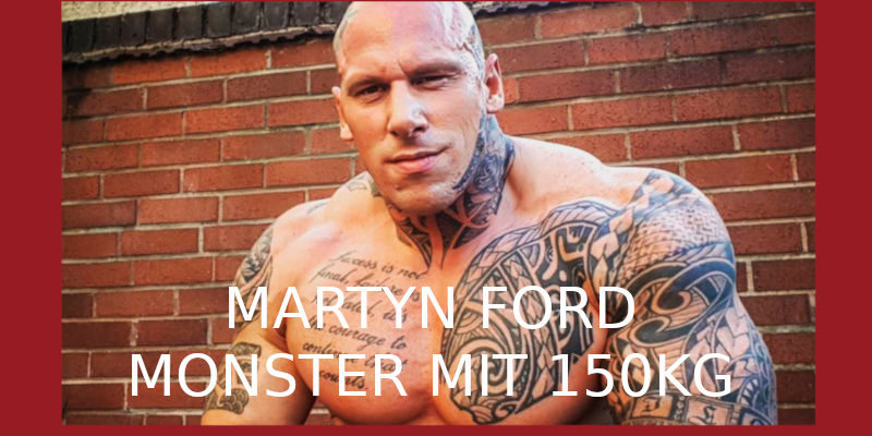Martyn Ford banner