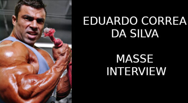 EDUARDO CORREA DA SILVA - MASSE INTERVIEW